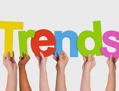 The trend is your friend when it comes to online business